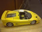 MAISTO YELLOW FERRARI F50 MODEL